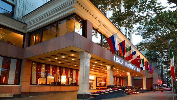 Image result for espinas hotel